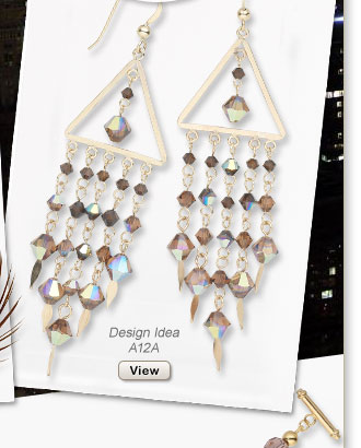 Design Idea A12A Earrings