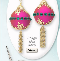 Design Idea AA2C Earrings