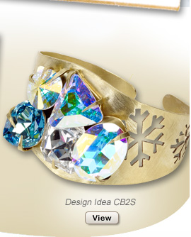 Design Idea CB2S Cuff Bracelet