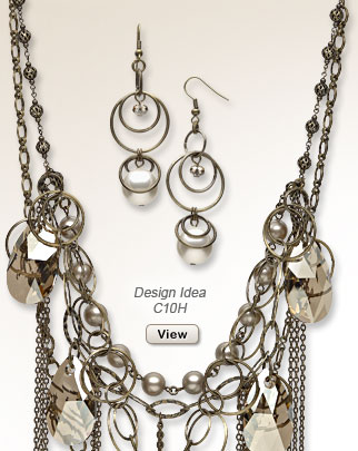 Design Idea C10H Necklace and Earring Set