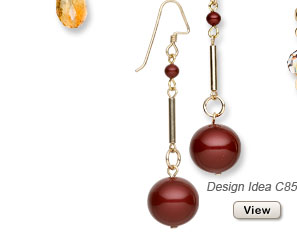 Design Idea C85J Earrings