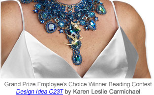 Design Idea C23T Necklace, Bracelet and Earrings