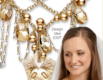 Design Idea E30T Necklace and Earring Set
