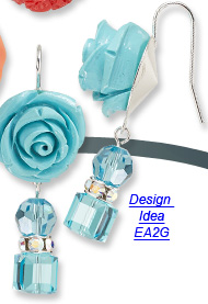 Design Idea EA2G Necklace and Earrings
