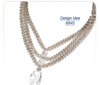 Design Idea BB45 Necklace