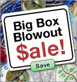 Big Box Blowout Sale