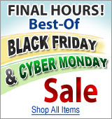 Best-Of Black Friday and Cyb